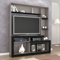Home Theater Liz Com Preto Tx Benetil Moveis