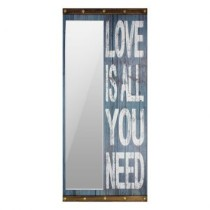 Espelho Decorativo Love Is All You Need