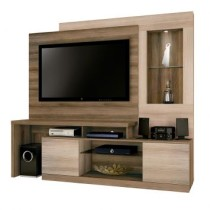 Home Theater Zeus Com Led Capuccino W & Perola