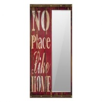 Espelho Decorativo No Place Like Home