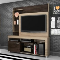 Home Theater Icaro Perola e Cafe Madetec