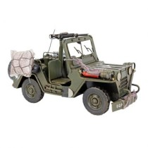 Enfeite Jeep Militar US Army Oldway