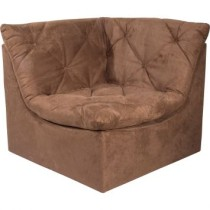 Sofa Ronne Canto MH 4036 Suede Marrom