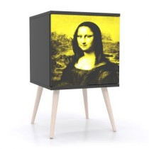 Mesa Lateral Contemporanea Monalisa