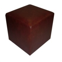Puff Cubo Pop Courino Cafe