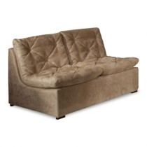 Sofa Ronne 2 Lugares MH 4036 Suede Bege