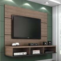 Rack Alto Para TV Uniti Cool e Preto Catedral