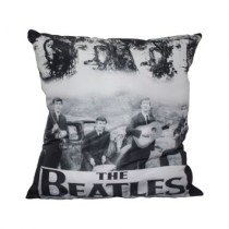 Almofada The Beatles Preto &eBranco 42×42
