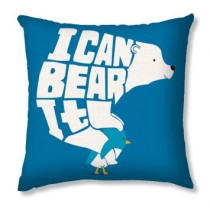Capa De Almofada I Can Bear It 40X40
