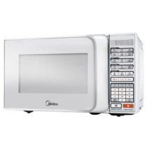 Forno de micro-ondas Midea com Display Digital