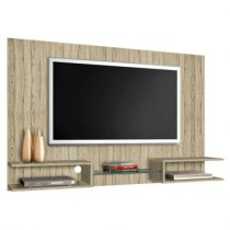 Paineis para TV Lumina III Rovere