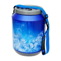 Cooler 12 Latas Ice Azul Doctor Cooler