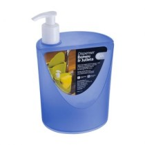 Dispenser R&J 600Ml Azul
