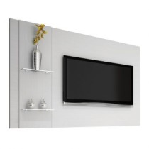Painel Para TV Hawaii 1.80M Branco Tx Benetil Moveis