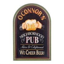 Quadro Pub Connors Beer Oldway 40×60