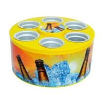 Cooler 3G Verao Lata 350 Ml Amarelo Doctor Cooler