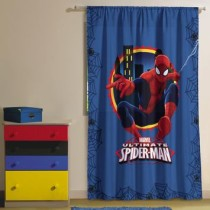 Cortina Spider Man Ultimate 1 Peca