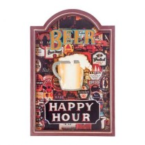 Quadro Beer Happy Hour Oldway 40×60