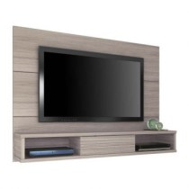 Paineis para TV Supreme 135 cm Cerezo Maderado Robel Moveis