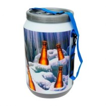 Cooler Pinguim 24 Latas Branco Doctor Cooler