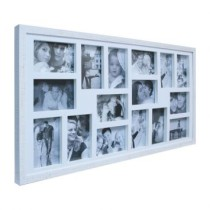 Painel de Fotos Bee Collection 43X83 Rustics 16 Fotos 10×15 Kapos