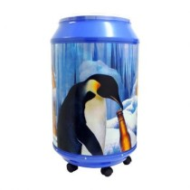 Cooler Pinguim 80 Latas Branco Doctor Cooler
