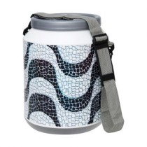Cooler Copacabana 12 Latas Branco Doctor Cooler