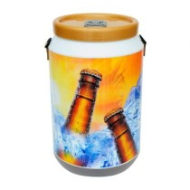 Cooler Verao 24 Latas Branco Doctor Cooler
