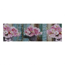 Quadro Rosas Peace Dream Fullway 30X100