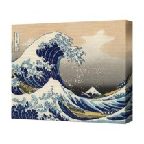 Quadro The Great Wave I 25x20cm