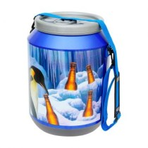 Cooler Pinguim 12 Latas Branco Doctor Cooler