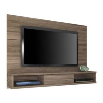 Paineis para TV Supreme 180 cm Ebano Maderado Robel Moveis