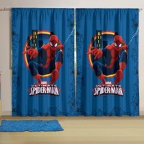 Cortina Spider – Man Ultimate 150 Cm 2 Pecas