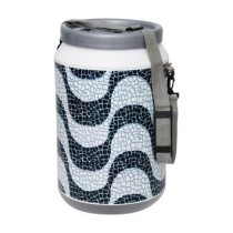 Cooler Copacabana 24 Latas Branco Doctor Cooler