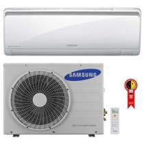 Ar-Condicionado Split Samsung Smart Inverter Frio 12.000 BTUs com Filtro Full HD e Virus Doctor – 220V