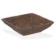 Bandeja Honey Rattan 26Cm