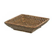 Bandeja Honey Rattan 20Cm