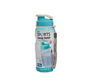 Squeeze Sports Plastico Azul 500Ml