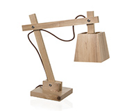 Luminaria Lightingbird Natural 47Cm E27 Biv