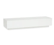Mesa Centro Native Ii Branco 120X45X27H