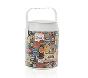 Cooler 8 Latas Cold Beer Estampado