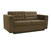 Sofa 2 Lugares Albany Sued Cafe 175Cm