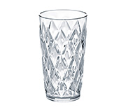 Copo Koziol Crystal Transparente 450Ml