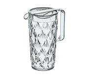 Jarra Koziol Crystal Transparente 1600Ml
