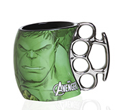 Caneca Soco Ingles Marvel Hulk 350Ml