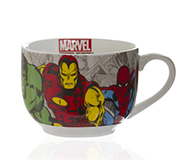 Caneca Sopa Marvel Comics 650Ml