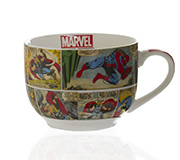 Caneca Sopa Marvel Comics Colors 650Ml