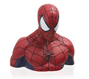 Cofre Marvel Busto Spider 11Cm