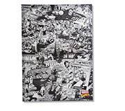 Quadro Canvas Marvel Comics 50X70Cm