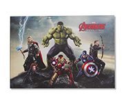 Quadro Canvas Marvel Avengers 50X70Cm